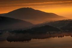 Lake District Landscape Photography -Keswick ,Skiddaw sunrise