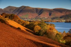 Skiddaw Cat Bells /Lake District Landscape Photography