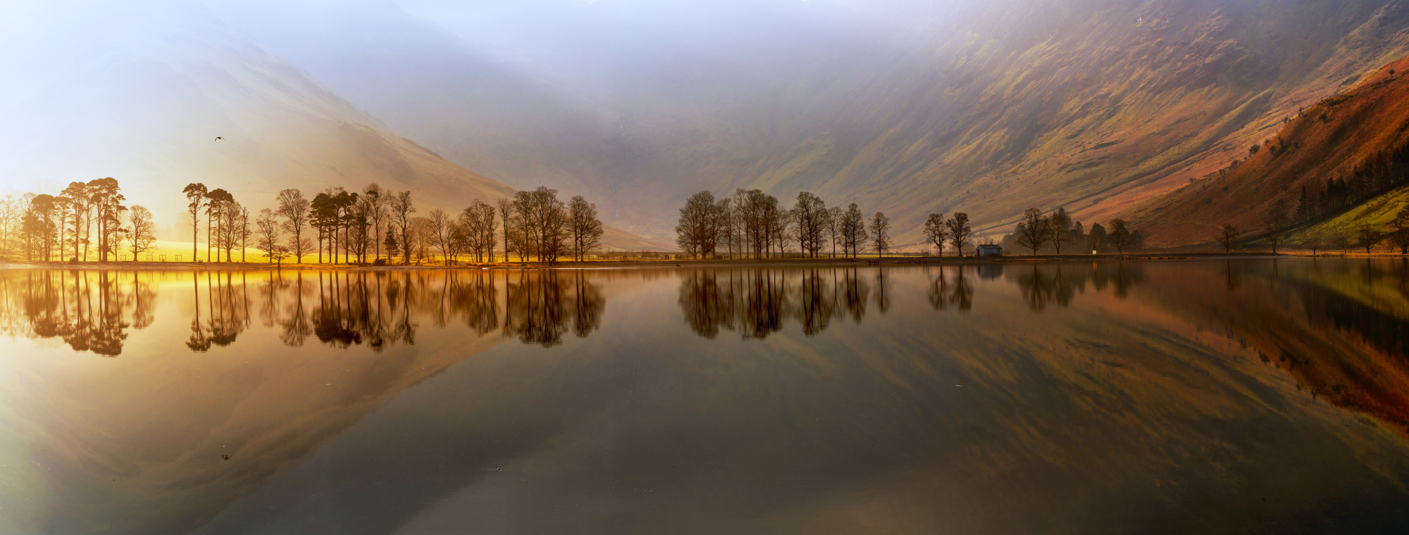 Landscape photography /THE LAST DAYS OF WINTER THE ENGLISH LAKE DISTRICT BUTTERMERE