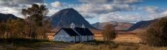 Panoramic Photography Scotland /Buachaille Etive Mor Scottish Highlands