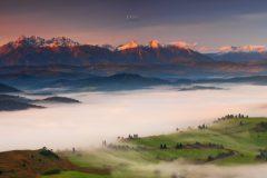 TheTatra Mountains - Poland panoramic landscape photography landscape photography prints for sale