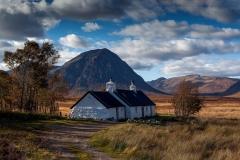 Scotland Landscape Photography -Buachaille Etive Mòr