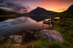 Pen yr Ole Wen Snowdonia North Wales  landscape photography prints for sale