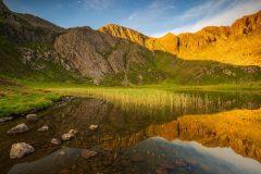 The Devil's Kitchen, Snowdonia North Wales  landscape photography prints for sale
