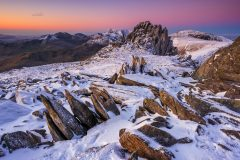 Castle Of The Winds- Castell Y Gwynt, Snowdonia North Wales  landscape photography prints for sale