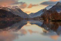 Wales landscape photography/ Llyn Padarn Llanberis North Wales landscape photography prints for sale