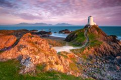 Wales landscape photography/Ty-Mawr-Lighthouse Llanddwyn  Island Anglesey North Wales landscape photography prints for sale