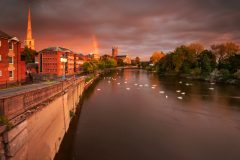Landscape Photography Worcestershire/Worcester Cathedral II
