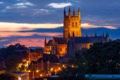 Landscape Photography Worcestershire /Worcester Cathedral