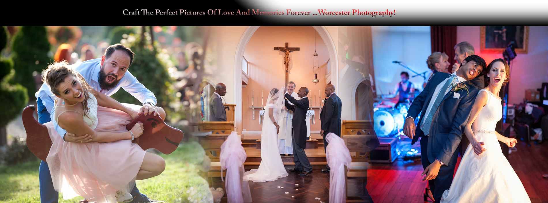Professional Wedding Photographer.