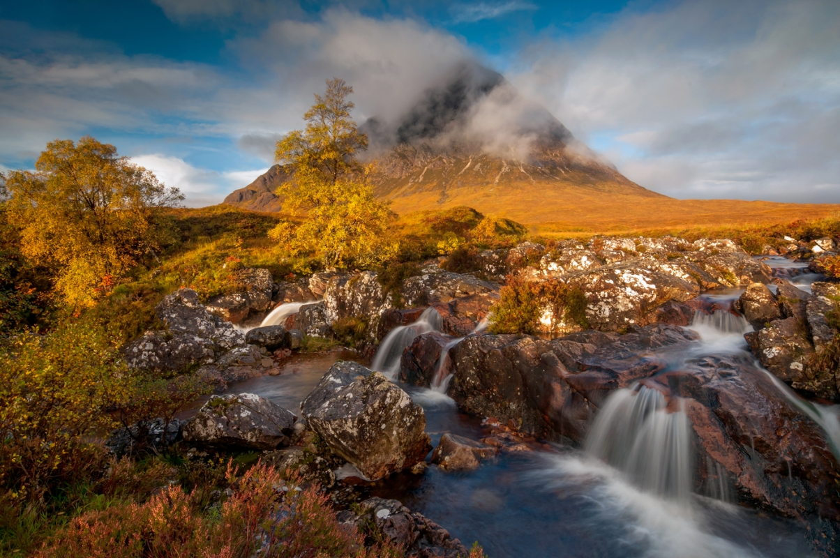 Etive Mor Scottish Highlands/canvas prints wall art for sale