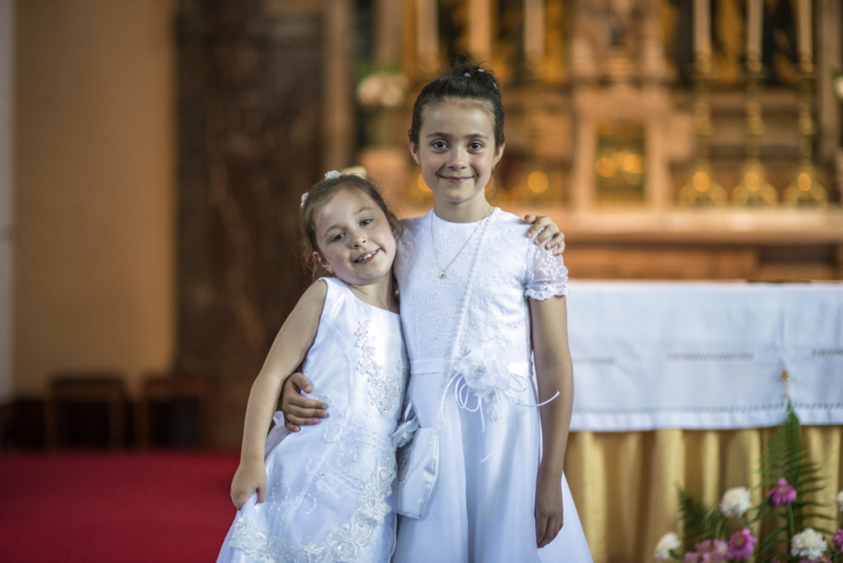 Worcester Photography/First Communion