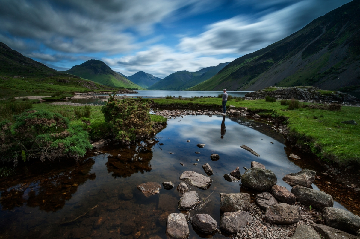 Lake District Landscape Photography Panoramic