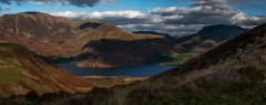 Crummock Water and the Grasmoor