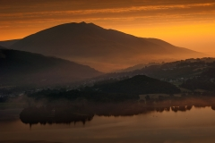 Lake District Landscape Photography -Keswick ,Skiddaw sunrise