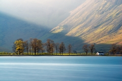 Lake District Landscape Photography - Buttermere Lake at Spring sunrise