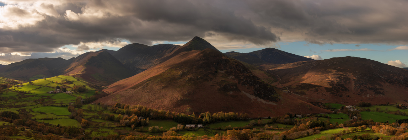 Causey Pike /Lake District Landscape Photography