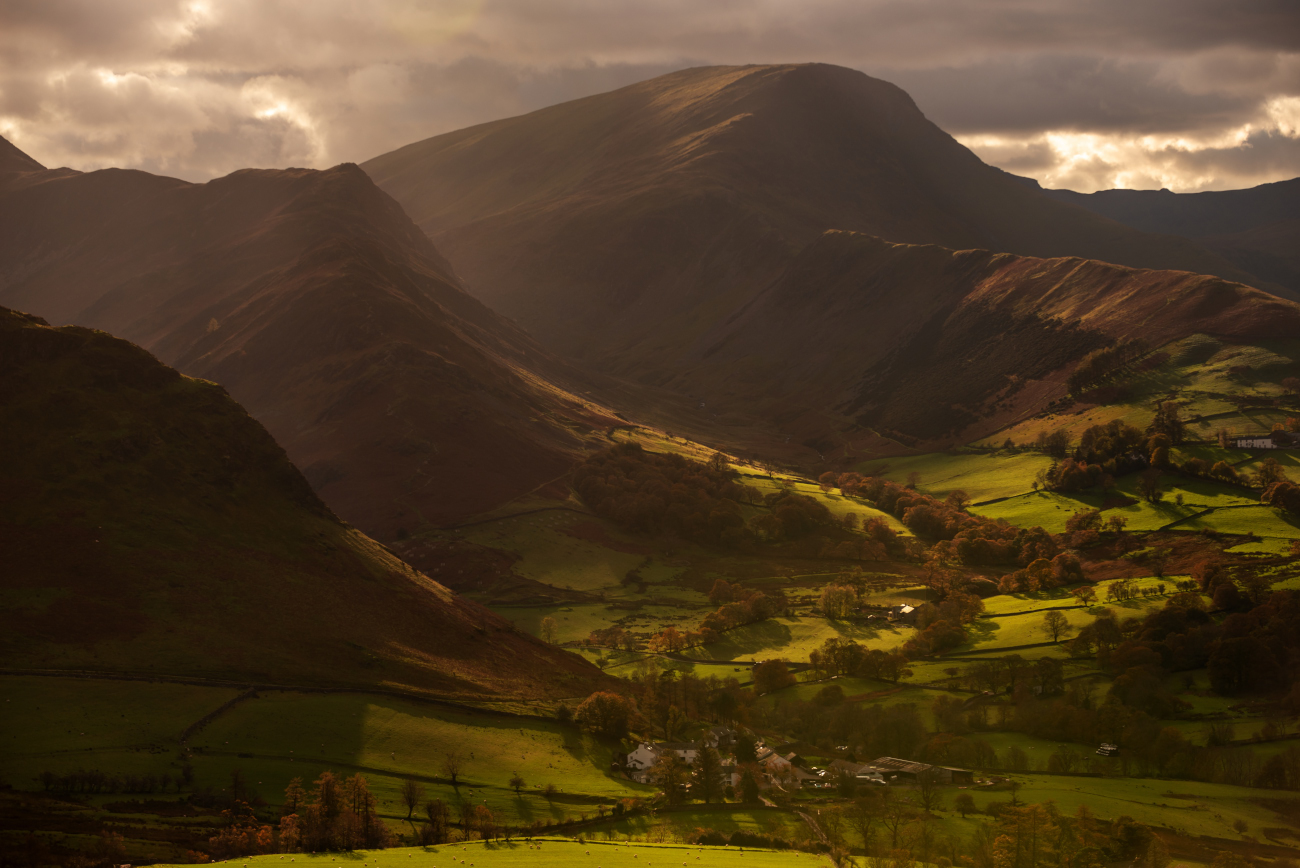 The Newlands Valley/Lake District Landscape Photography