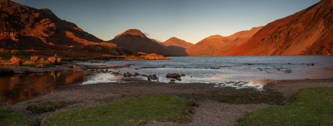 Wastwater Wasdale Head/Lake District Landscape Photography