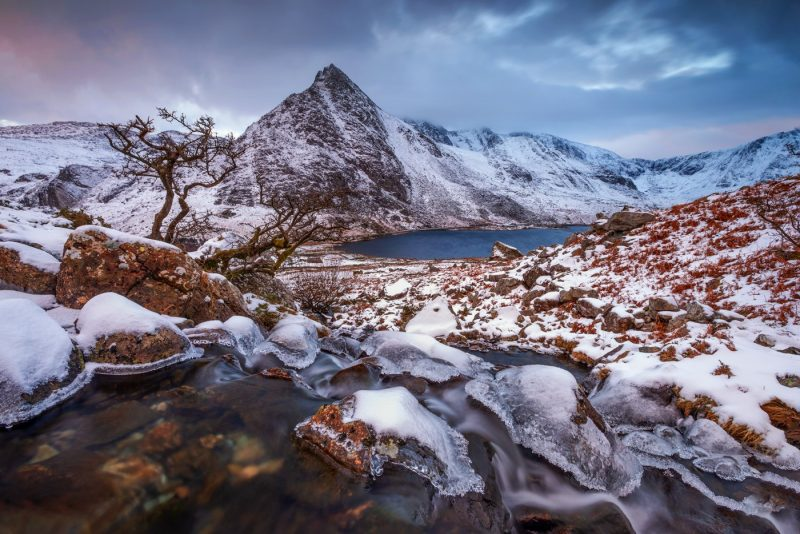 Tryfan Ogwen Valley canvas prints wall art for sale