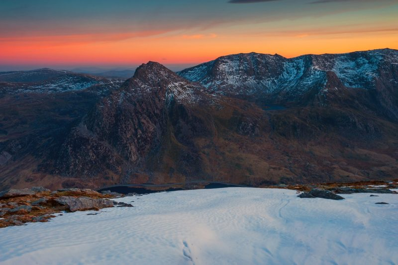 Tryfan  Snowdonia North Wales canvas prints wall art for sale