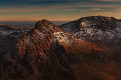 Landscape photography / Tryfan Glyders Panorama