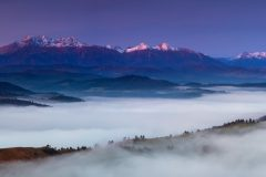 TheTatra Mountains - Poland panoramic landscape photography
