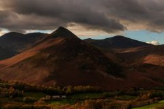 Causey Pike /Lake District Panoramic Landscape Photography