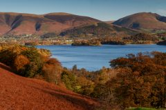 Skiddaw Cat Bells /Lake District Panoramic Landscape Photography