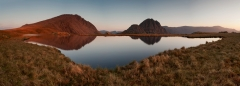 Panoramic Photography Snowdonia Wales, Scotland, Worcester /Tryfan Glyders panorama