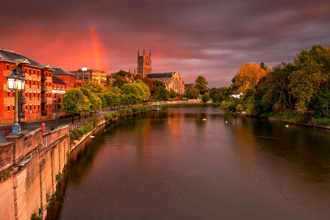 Landscape Photography Worcestershire/Worcester Cathedral