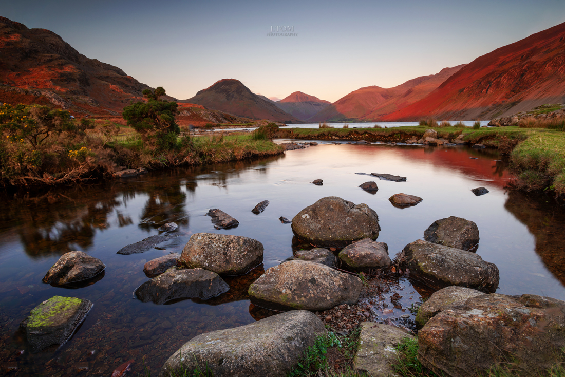 Wastwater Wasdale Head Lake District Cumbria/Lake District Landscape Photography