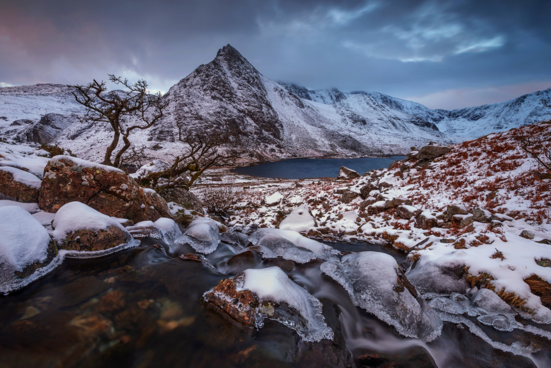 Tryfan  Ogwen Valley North Wales/canvas prints for sale