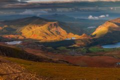 Landscape photography North Wales/Nantlle Ridge and Moel Hebog Snowdonia North Wales