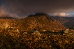 Wales Landscape Photography / Tryfan and Glyders Snowdonia North Wales