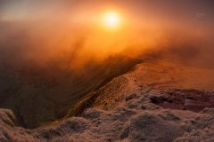 Wales Landscape Photography / Pen y Fan Brecon Becon Wales
