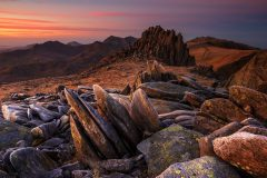 Castle Of The Winds - Castell Y Gwynt Snowdonia North Wales/ canvas prints for sale