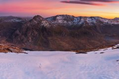 Wales Landscape Photography / Tryfan and Llyn Ogwen Snowdonia North Wales