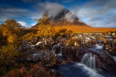 Scotland Landscape Photography/ Buachaille Etive Mòr Autumn Scotland