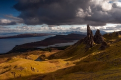 Scotland Landscape Photography/ The Old Man of Storr