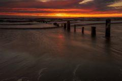 Berrow  Beach  Somerset