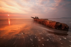 Seascape Photography prints Berrow beach