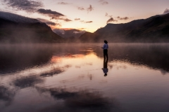 Wales Landscape Photography /Llyn Nantlle Uhaf North Wales Snowdonia Two Passion