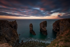 Wales Landscape Photography / The stack at Pembrokeshire Coast