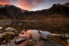 Wales Landscape Photography / Devils Kitchen sunrise