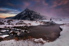 Wales Landscape Photography / Pen Yr Ole Wen North Wales