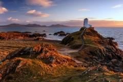 Wales Landscape Photography / Llanddwyn Island Anglesey Wales sunset