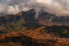 Wales Landscape Photography /Y Lliwedd Snowdonia North Wales