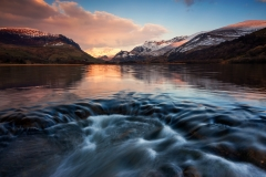 Wales Landscape Photography / Llyn Nantlle Uchaf Lake