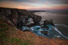 Wales Landscape Photography / The Green Bridge of Wales